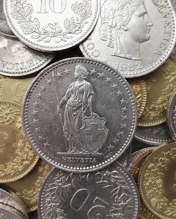 Schweizer Franken nicht nur in der Schweiz